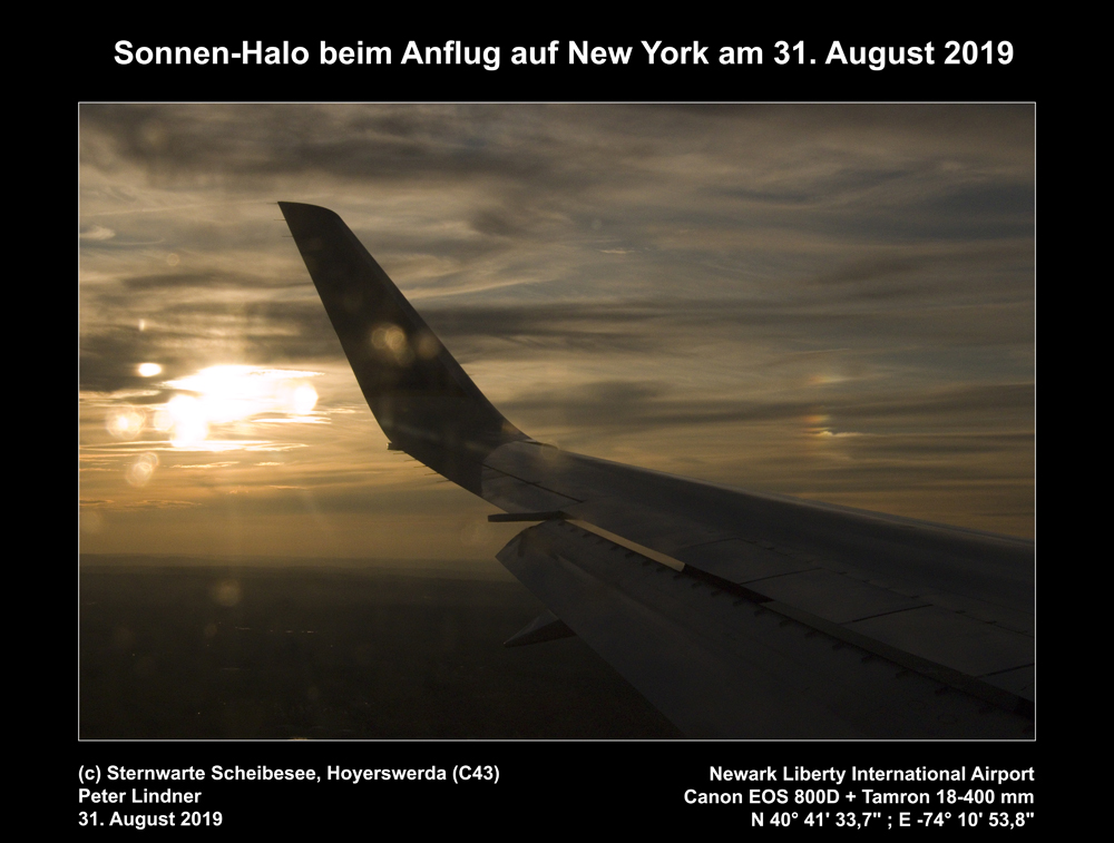 Sonnen-Halo (Bild: Peter Lindner)