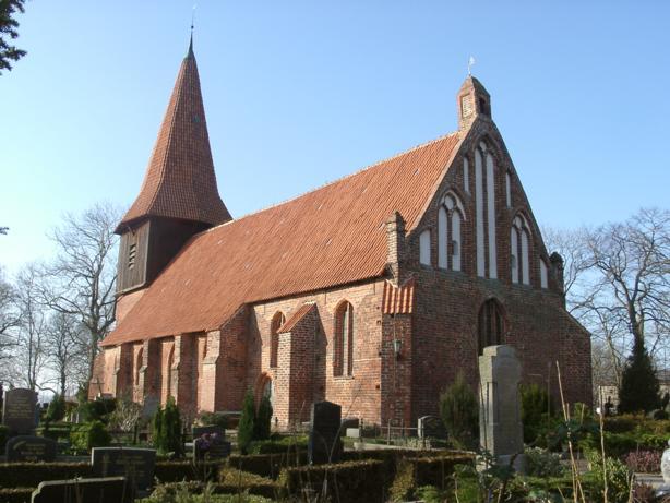 Kirche Altefähr, 18573 Altefähr