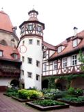 Behringershof, ev. Pfarramt St. Gumbertus, D-91522 Ansbach