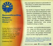 Elbweg 6, D-01814 Bad Schandau OT Krippen)