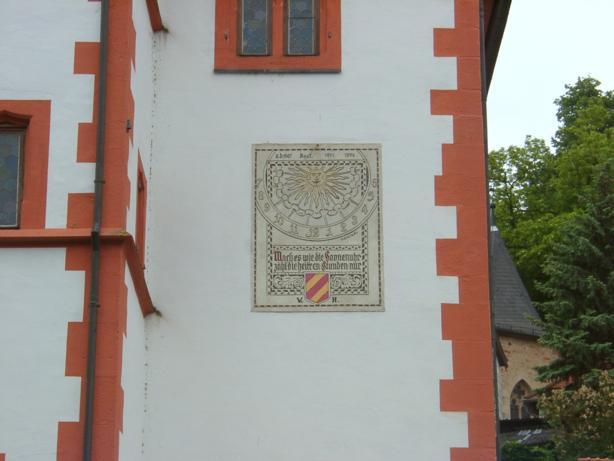 Hutten-Schloß, Pacificusstr., D-63628 Bad Soden-Salmünster OT Bad Soden