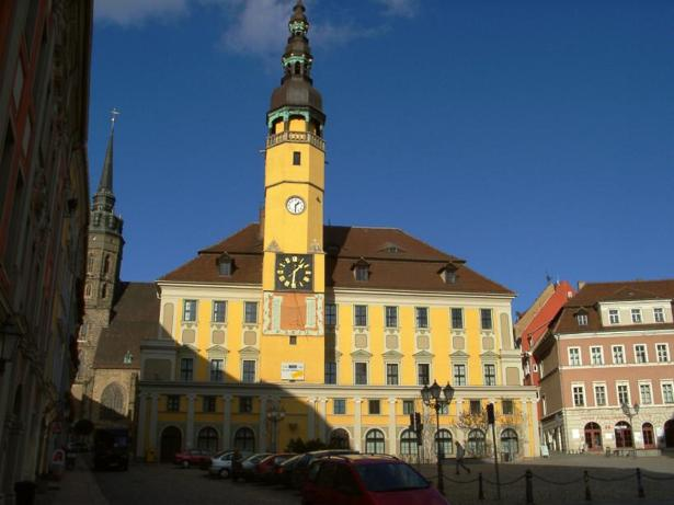 Rathaus (Town Hall), Hauptmarkt 6, D-02625 Bautzen