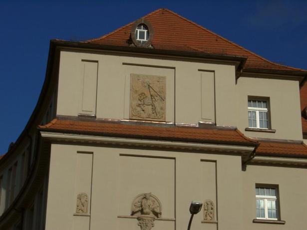 Städtisches Gymnasium (Town's High School), Tzschirnerstr. 1, D-02625 Bautzen