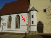Kirche Benningen, D-71726 Benningen