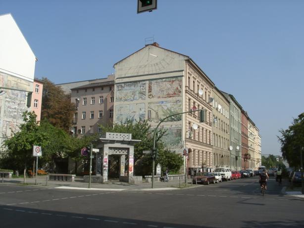 Adalbertstr. 78 / Waldemarstr., 10997 Berlin - Kreuzberg