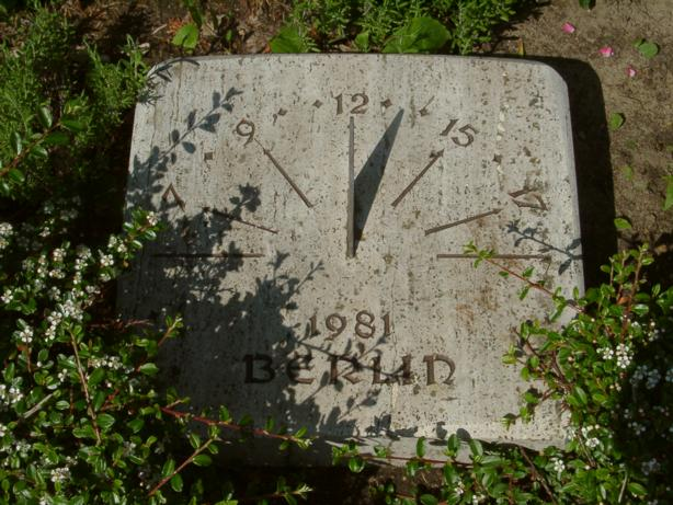 Friedhof Auferstehungsgemeinde, I.-Gandhi-Str. 110/123, D-13088 Berlin - Weißensee