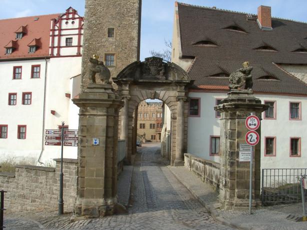 Schloß Bernburg, Schloßstraße, D-06406 Bernburg