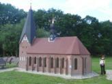 Miniaturstadt Bützow, Gewerbegebiet Tarnower Chaussee, Nebelring, D-18246 Bützow