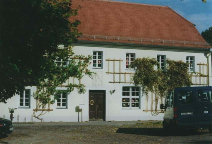 Pfarrhaus, Kirchstr. 8, D-04758 Cavertitz