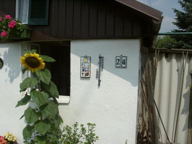 Gartenanlage Hilbersdorfer Höhe, Narzissenweg 24, D-09131 Chemnitz, OT Hilbersdorf
