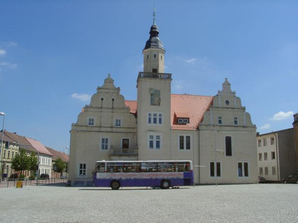 Rathaus Coswig, Am Markt 1, D-06869 Coswig