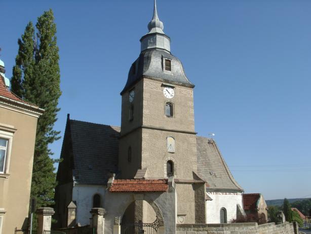 Kirche Cotta, Cotta A, D-01819 Cotta