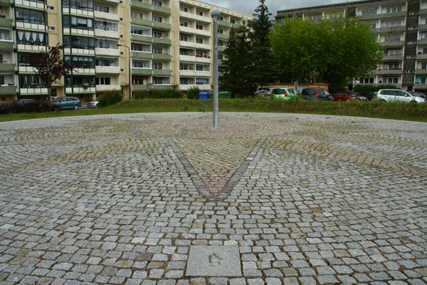 Freifläche, Ernst-Moritz-Arndt-Str., D-17109 Demmin