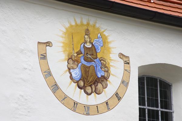 Kirche St. Nikolaus, Nikolausstr., D-87463 Dietmannsried OT Schrattenbach