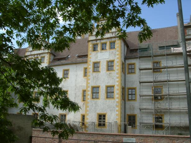 Schloß (Castle), Schloßstr. 1, D-03253 Doberlug-Kirchhain