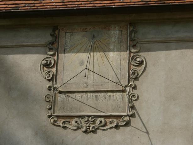 Klosterkirche (Cloister's Church), Schloßstr. 1, D-03253 Doberlug-Kirchhain