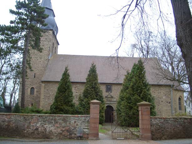 Kirche Eichenbarleben, Bornstedter Str., D-39167 Eichenbarleben