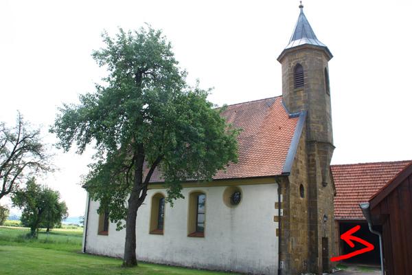 Kath. Kapelle St. Blasius, D-73479 Ellwangen OT Neunstadt