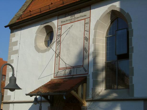Kirche, D-71729 Erdmannhausen