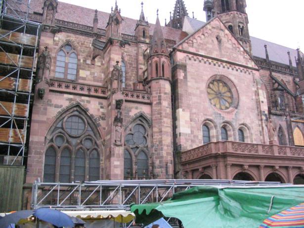 Freiburger Münster, Münsterplatz, D-79098 Freiburg