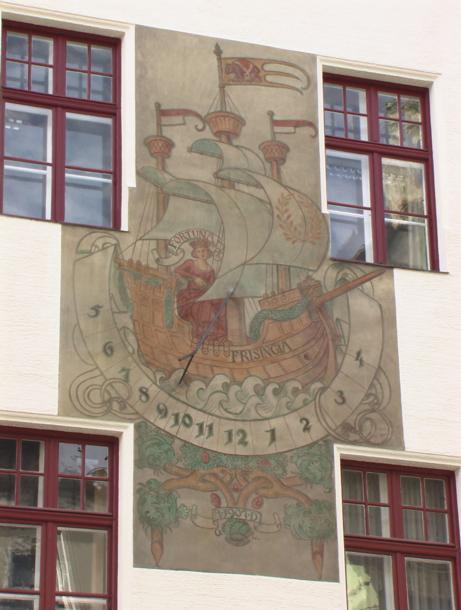 Rathaus, Obere Hauptstr. 2, D-85354 Freising