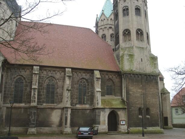 Pfarrkirche Freyburg, D-06632 Freyburg