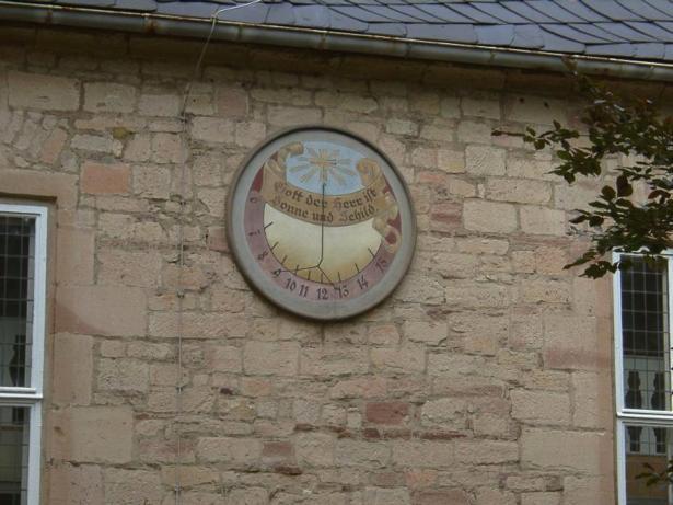 Evang. Kirche, D-99894 Fridrichroda