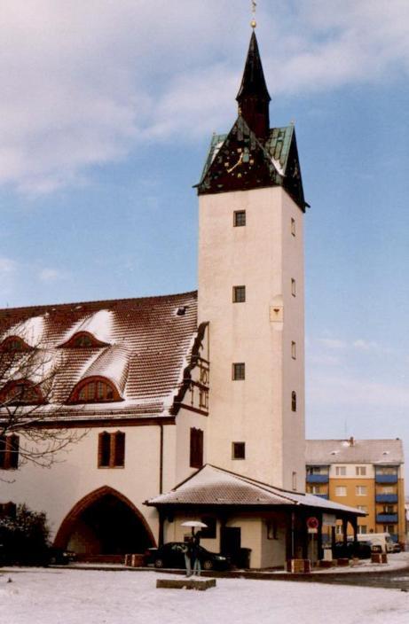 Rathaus Fürstenwalde, D-15517 Fürstenwalde