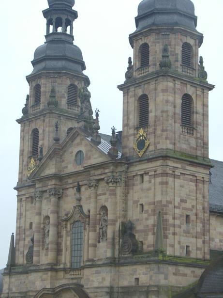 Dom Fulda, Domplatz, D-360.. Fulda