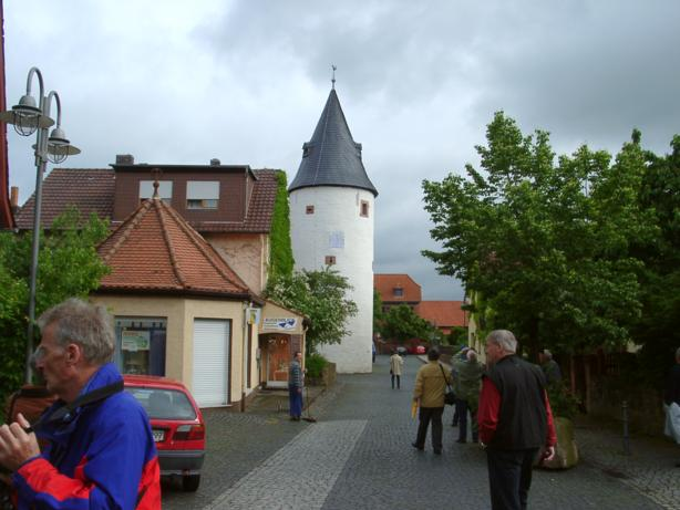 Wehrturm, Hintergasse, D-63571 Gelnhausen OT Meerholz