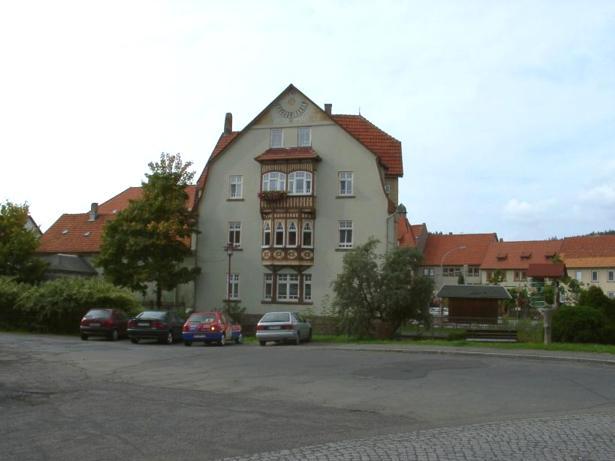 Apotheke, D-99887 Georgenthal/Thür.