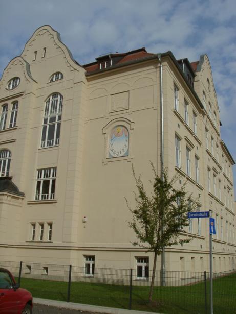 Drebschwitzer Schule Gera, Staatliche Realschule, Darwinstr. 9, D-07548 Gera