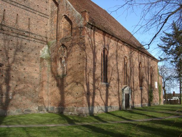 Kirche Gingst, D-18569 Gingst