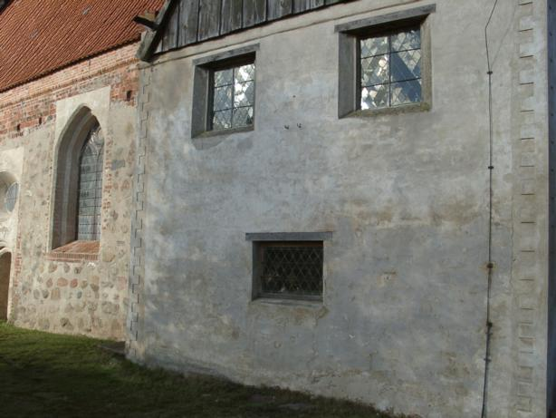 Kirche Bobbin, D-18551  Glowe, OT Bobbin