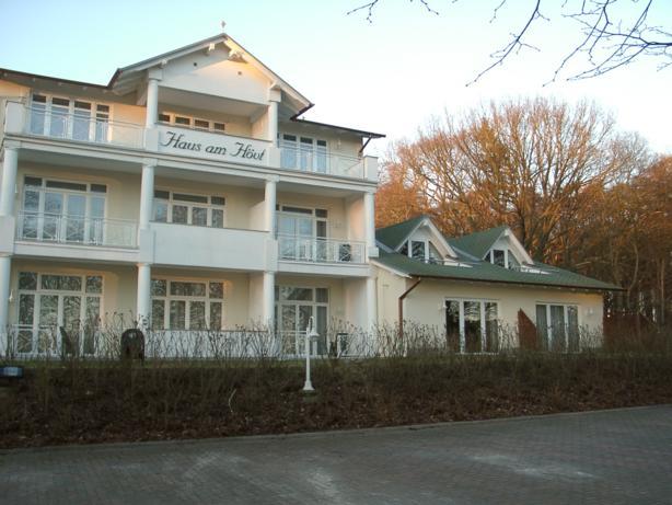 Haus am Hövt, Höftstr. 1, D-18586 Göhren