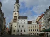Monduhr am Rathausturm, D-02826 Görlitz