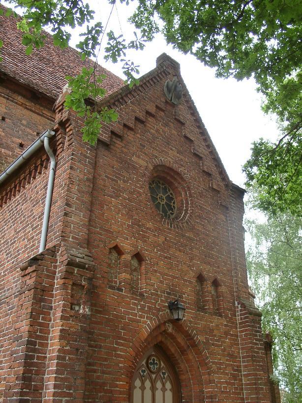 Kirche, Kirchenstrasse, D-19399 Goldberg