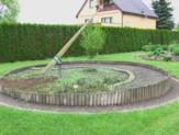 Kräutergarten, zwischen Knickstraße und Knickpromenade, D-39425 Gommern (2007)
