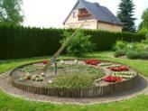 Kräutergarten, zwischen Knickstraße und Knickpromenade, D-39425 Gommern (2008)