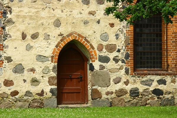 Kirche Dannenwalde, D-16866 Gumtow OT Dannenwalde