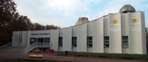 """Raumflug-Planetarium """"Sigmund Jähn"""" Halle, Pleißnitzinsel 4a, D-06108 Halle/Saale"""