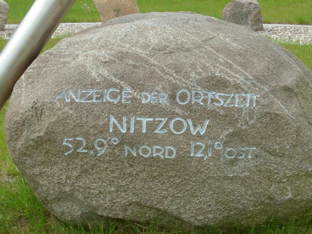 Kreuzung Dorfstr./Schmiedeweg, D-39539 Havelberg OT Nitzow