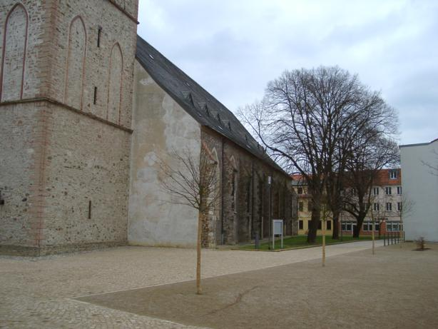 Marienkirche, D-39340 Haldensleben