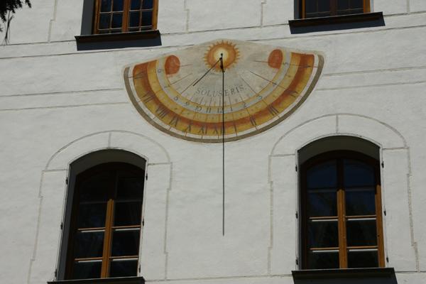 Schloß Herrenwörth, Konventstock Südwand, D-83209 Herrenchiemsee