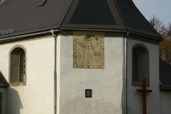 Kirche (Church), D-01936 Höckendorf