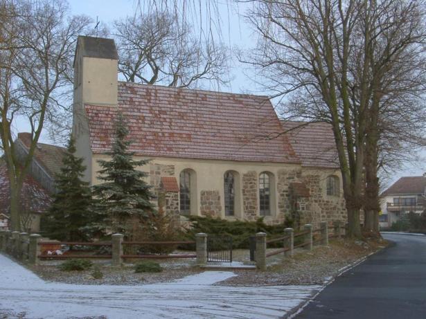 Kirche, D-14913 Hohenahlsdorf