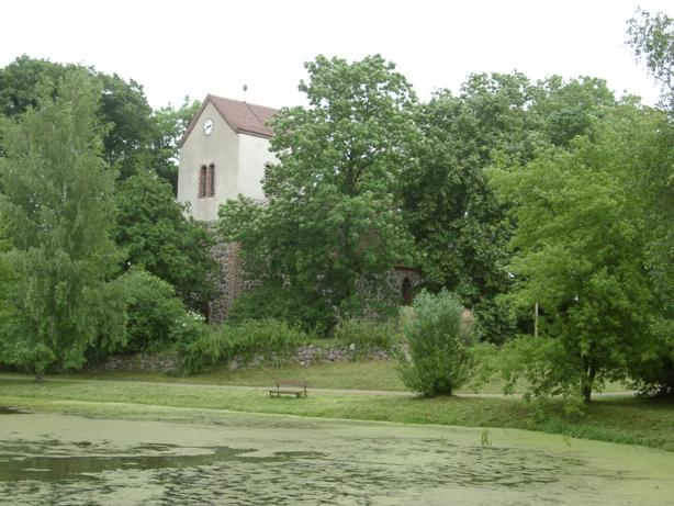 Kirche Ballwitz, D-17094 Holldorf OT Ballwitz