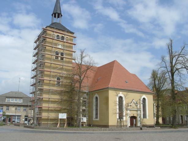 Kirche St. Nikolai, D-06917 Jessen