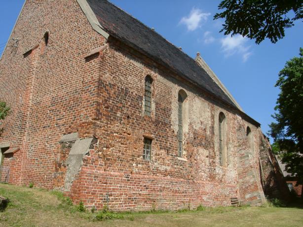 Kirche Schützberg, D-06917 Klöden