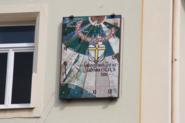 Pfarramt der Evang.-Luther. Kirche, Schloßstr. 28, D-01936 Königsbrück (Priest's office of the evangelic-lutheran Church, Schloßstr. 28, D-01936 Königsbrück)